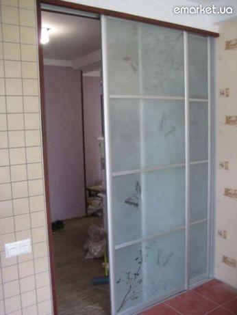 Межкомнатные раздвижные двери в Запорожье
