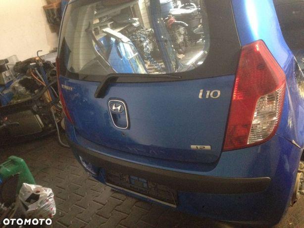 Hyundai i10 1.1 1.2 benz częsci Poznań