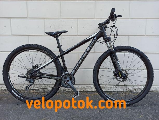 Велосипед Focus 29+ deore Германия