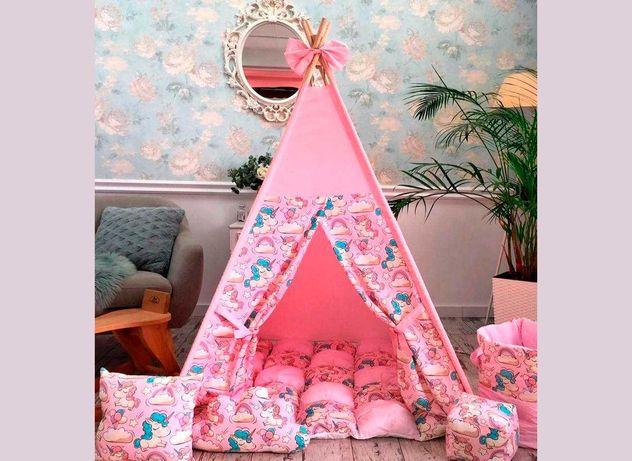Вигвам палатка, детский домик. Оплата при получении.