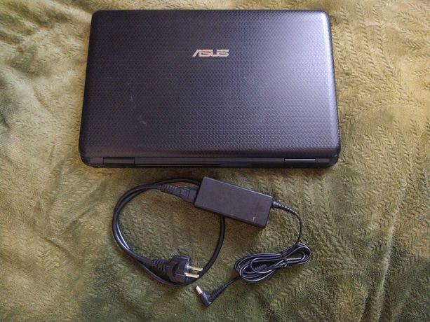 Asus K50C Intel Celeron M 220 (1.2-1.5 ГГц) / 3 ГБ ОЗУ / 250 ГБ HDD
