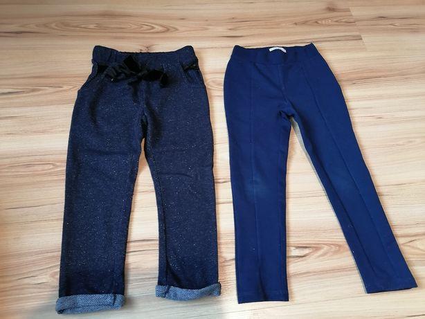 Reserved eleganckie spodnie 104