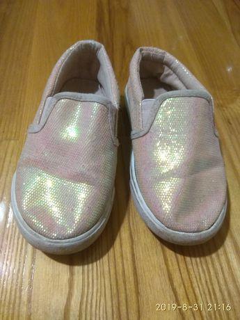 PRIMARK buty rozm 24 buciki błyszczące dla dziewczynki dziecięce