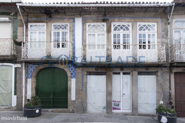 Moradia Penafiel centro para remodelar