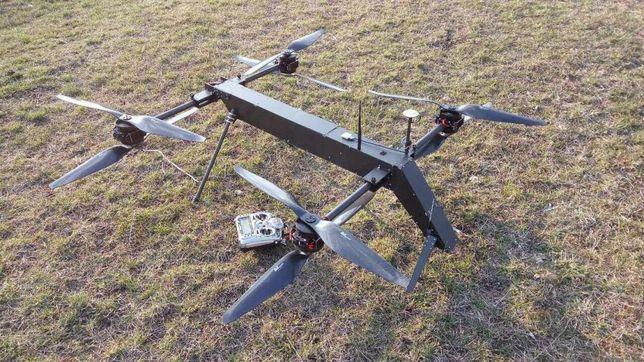 Грузовой дрон коптер беспилотник для перевозки груза новый