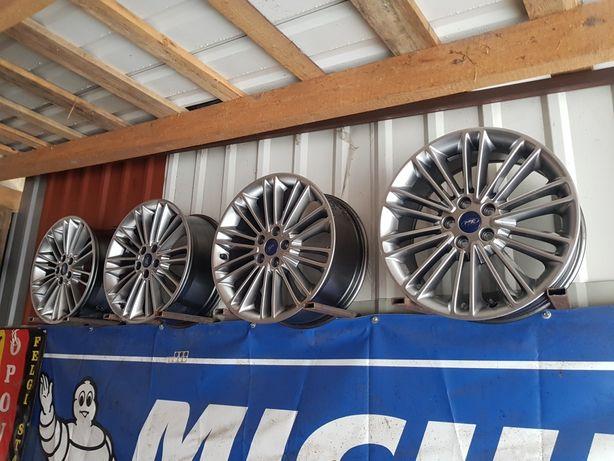 Felgi Aluminiowe Ford Mondeo MK5 Fusion R18 5x108 ET55 8J+Czujniki