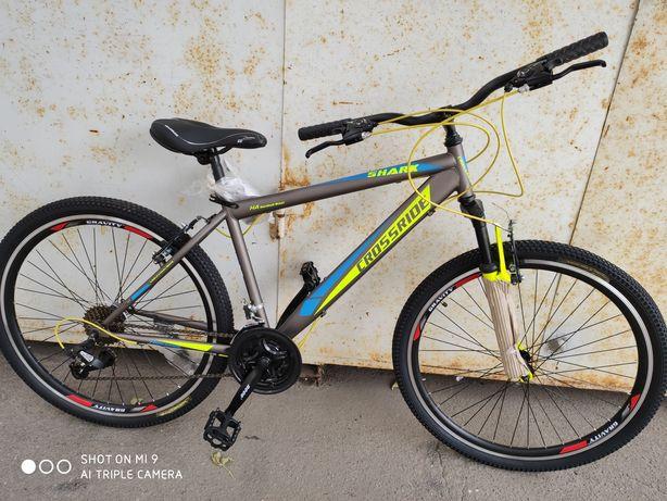 """Горный велосипед 26 - 24"""" Crossride Shark Ardis"""
