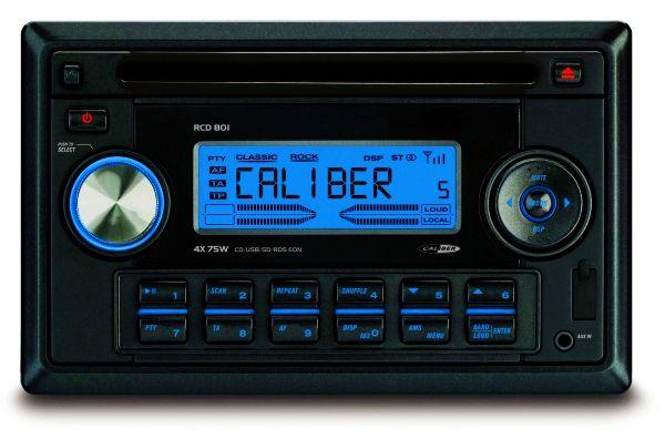 Radio samochodowe CALIBER RCD801 OKAZJA !