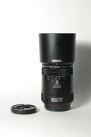 Pentax DFA 100/2.8 WR macro