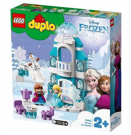 Lego Duplo 10899 Zamek z Krainy Lodu Wys24h na prezent