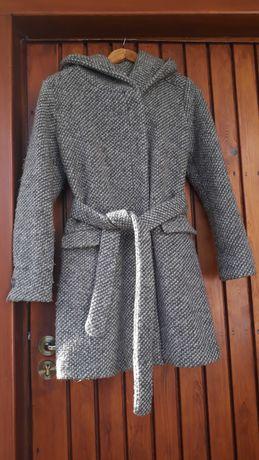 Wiązany Płaszcz Camaieu