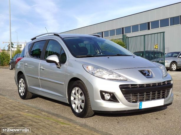 Peugeot 207 SW 1.6 HDi Active