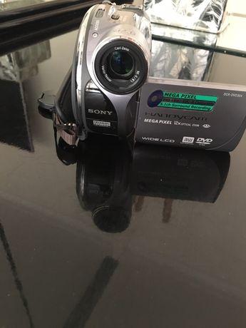 Maquina filmar sony