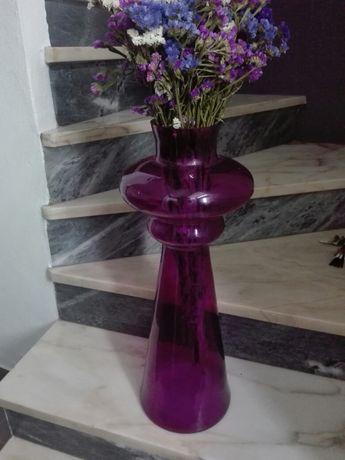 Jarrão roxo 62 cm