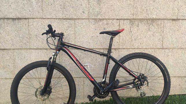 Bicicleta btt Quer Mission