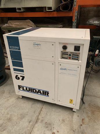 Compressor parafuso palhetas depositos de ar secador de ar