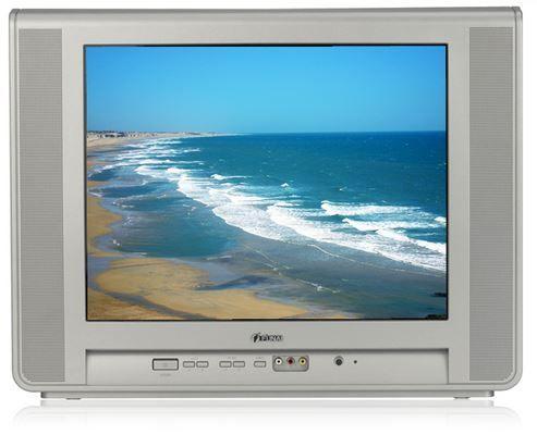 telewizor FUNAI 21D-3218F ( tv + pilot )