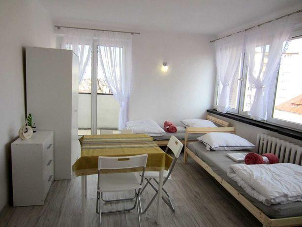3 osobowy pokój do wynajęcia - dla pracowników/turystów z Ukrainy :)