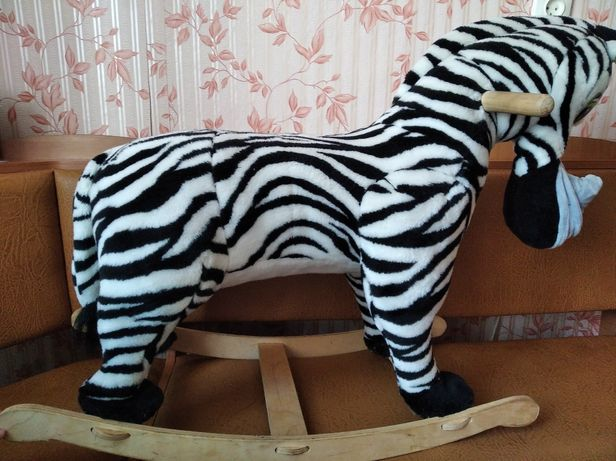 Продам зебру
