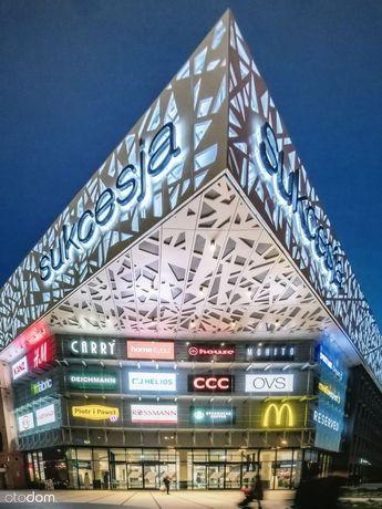 Syndyk sprzeda centrum handlowe Sukcesja w Łodzi