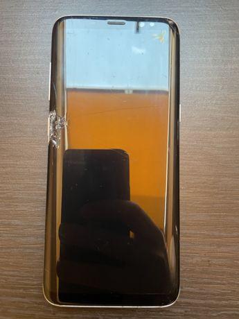Galaxy S8 zbita szybka