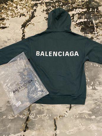 Худи, кофта, балахон,свитшот Balenciaga off white gucci