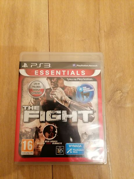 The Fight PS3 PL Move