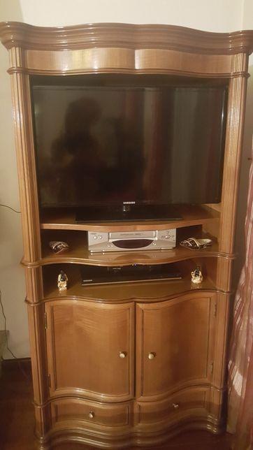Móvel TV cerejeira como novo