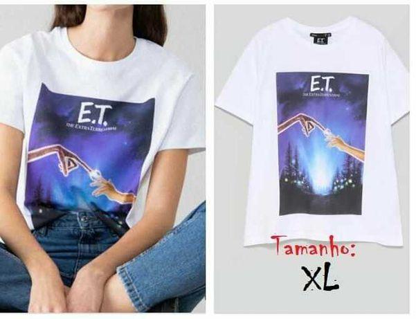 "T-shirt ""E.T."" (Nova) - XL"