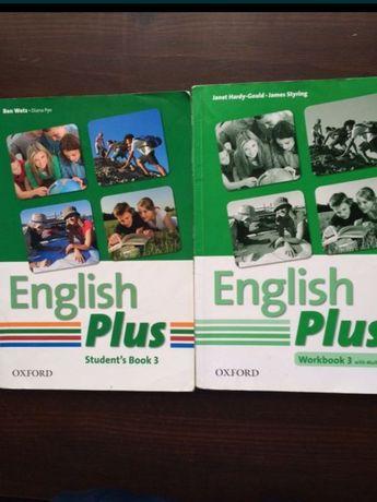 English Plus3/ книга з англійської мови