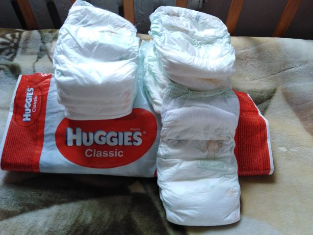 Памперсы Huggies Classic(размер 2) 18 шт.