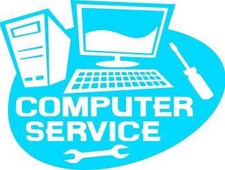 Ремонт компьютеров и офисной периферии.