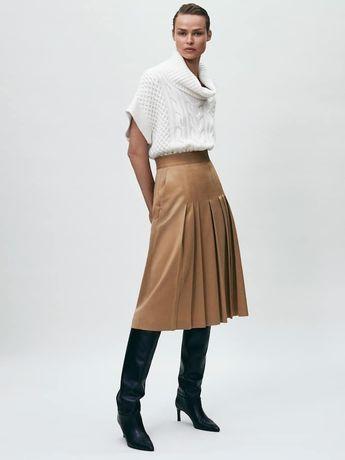 Massimo Dutti юбка шерсть