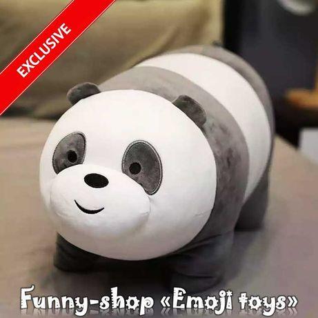 Плюшевая и эксклюзивная игрушка «Любимая Panda»+подарок