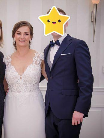 Suknia ślubna - rozmiar 42
