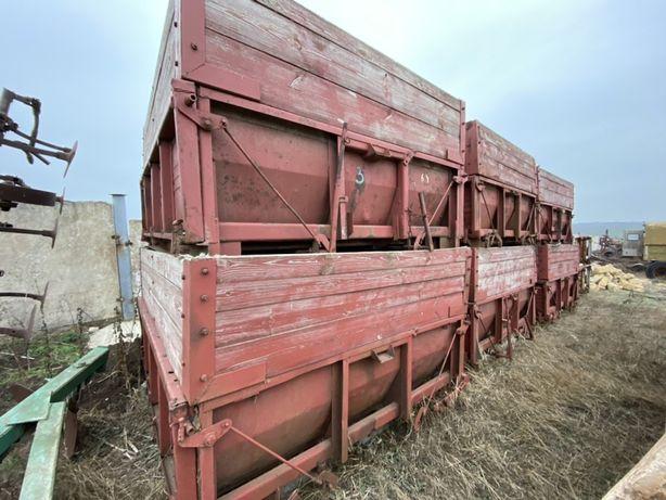 Банки бочки платформы кузов ПТС 9,11 тракторный прицеп