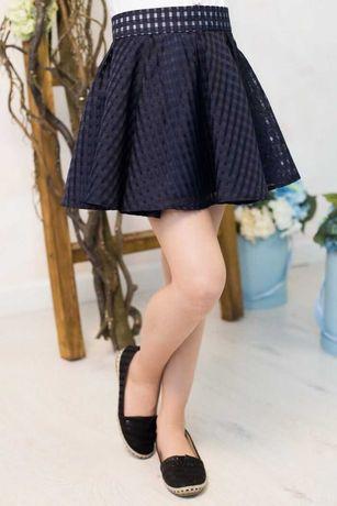 Продам новую юбку Барбарис на рост 134 см. Пересылка/Днепр самовывоз