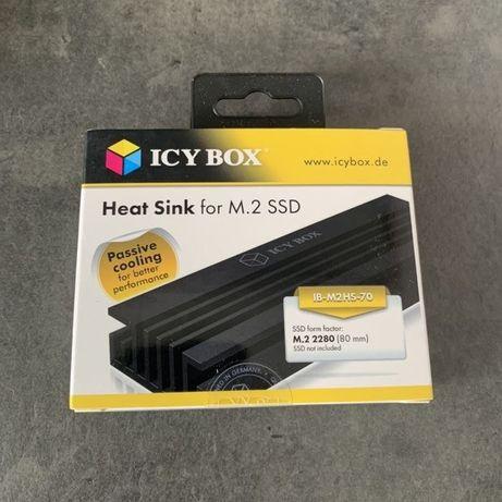 Радиатор ICY BOX IB-M2HS-70 Heat sink for M.2 SSD