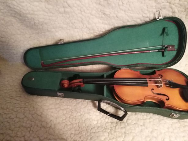 Piekne skrzypce