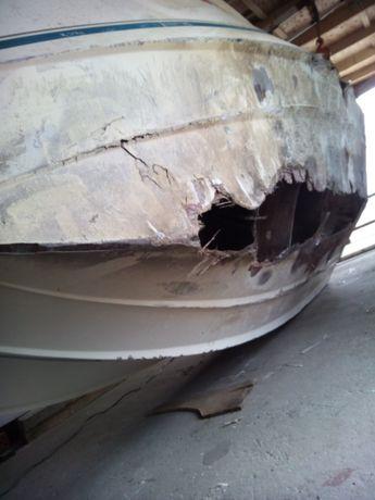 ремонт стеклопластиковых катеров и яхт
