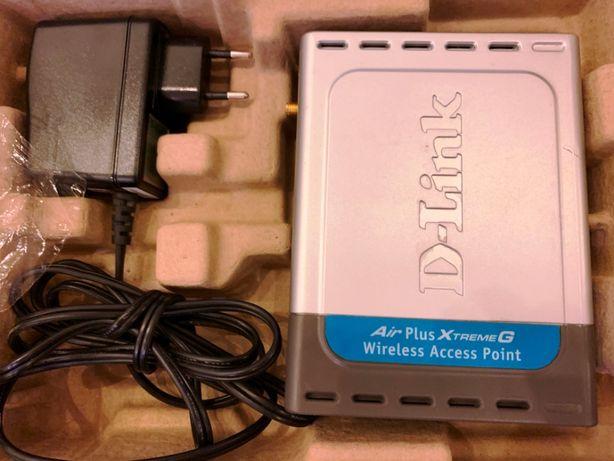 Wi-Fi беспроводная точка доступа D-Link DWL-2100 AP