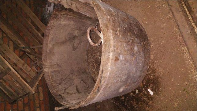 Форма для лиття бетонних кілець