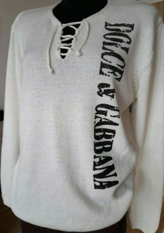 Sweter Dolce & Gabbana r. M