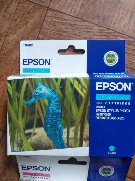Картридж фирмы Epson