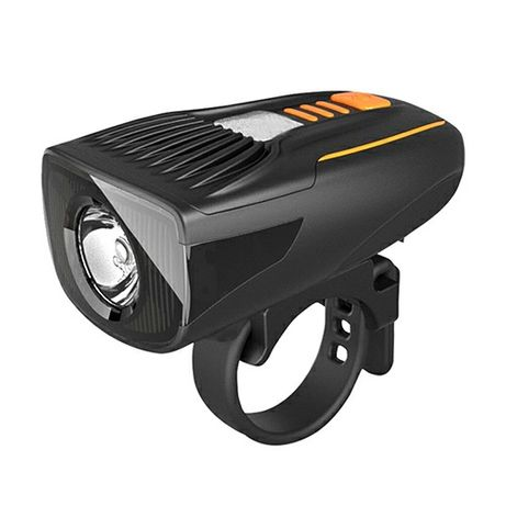 Велофара фара велосипедная BC23Pro ULTRA LIGHT датчик света Type-c