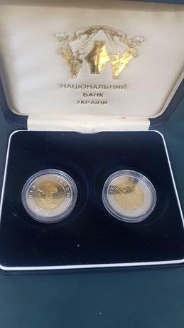 футляр на две монеты