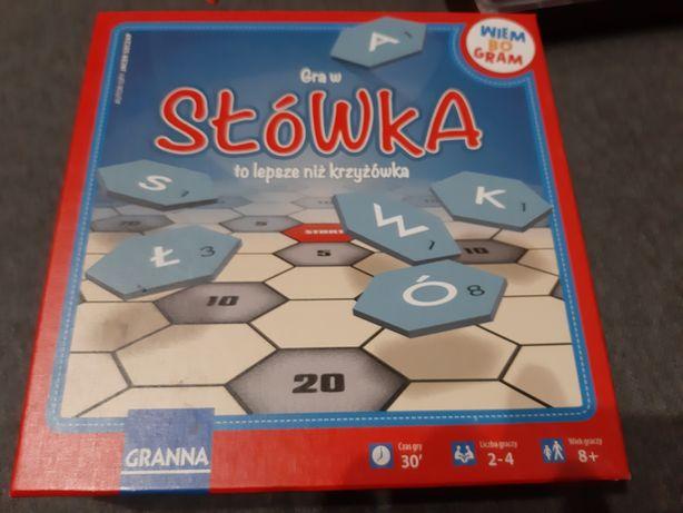 Гра Slowka польська мова типу Скрабл