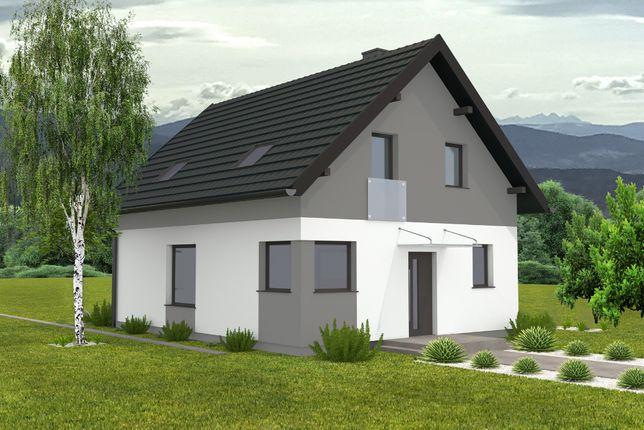 nowy piekny dom w Raciborsku koło Krakowa