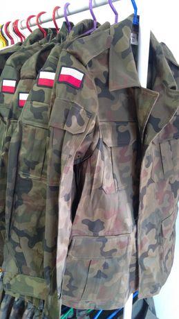 Spodnie +bluza mundur wojskowy polowy moro WZ 93