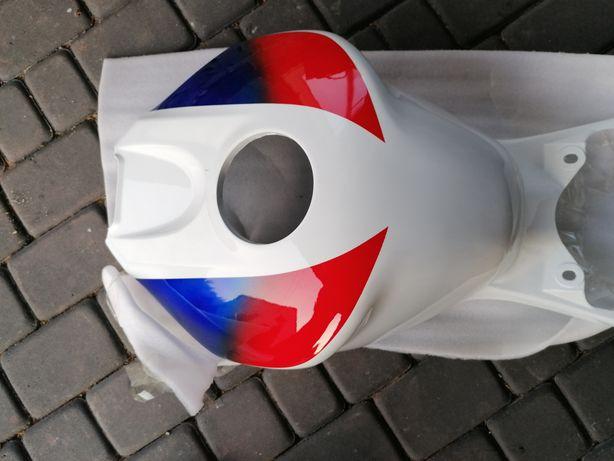 Bak zbiornik paliwa nakładka hrc plastiki zadupekHonda cbr 1000rr sc57